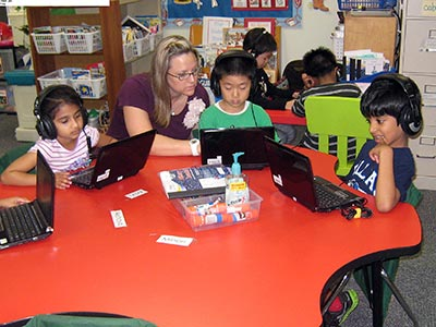 Project-Based Learning with Netbooks